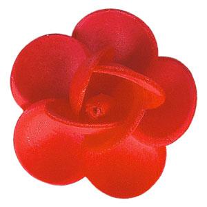 decorazione rosa rossa