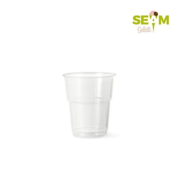 bicchiere bio da 250 cc seam